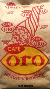 CAFE ORO - 1 pack