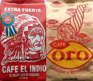CAFE ORO + INDIO - 6 pack